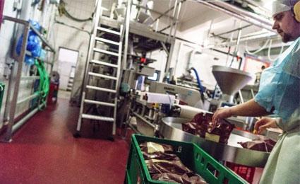 Fleischerei für Hunde - Versandfertige Ware